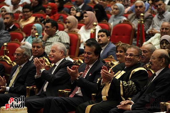 احتفالية جامعة سيناء (7)