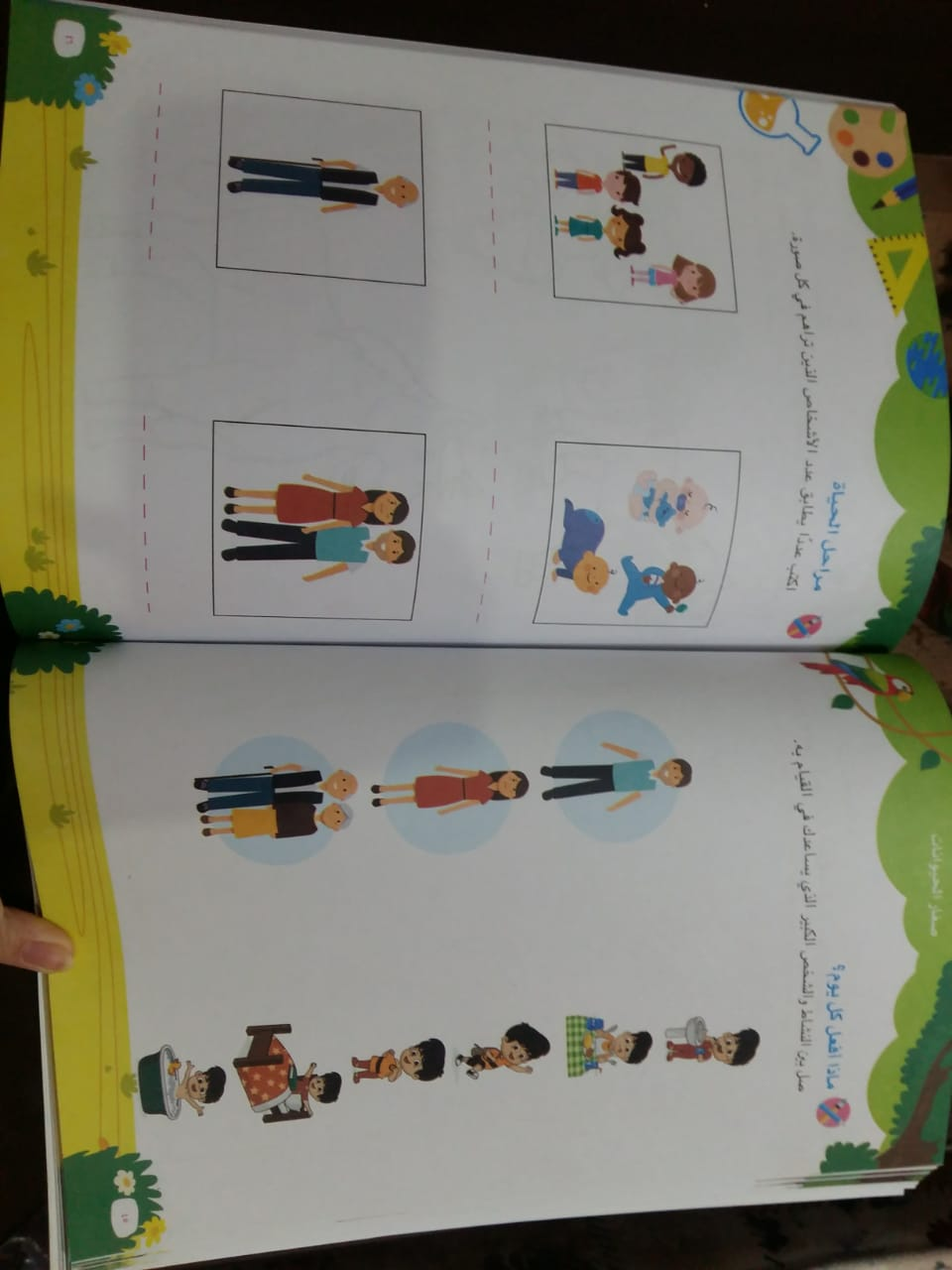 منهج رياض الأطفال الجديد (36)