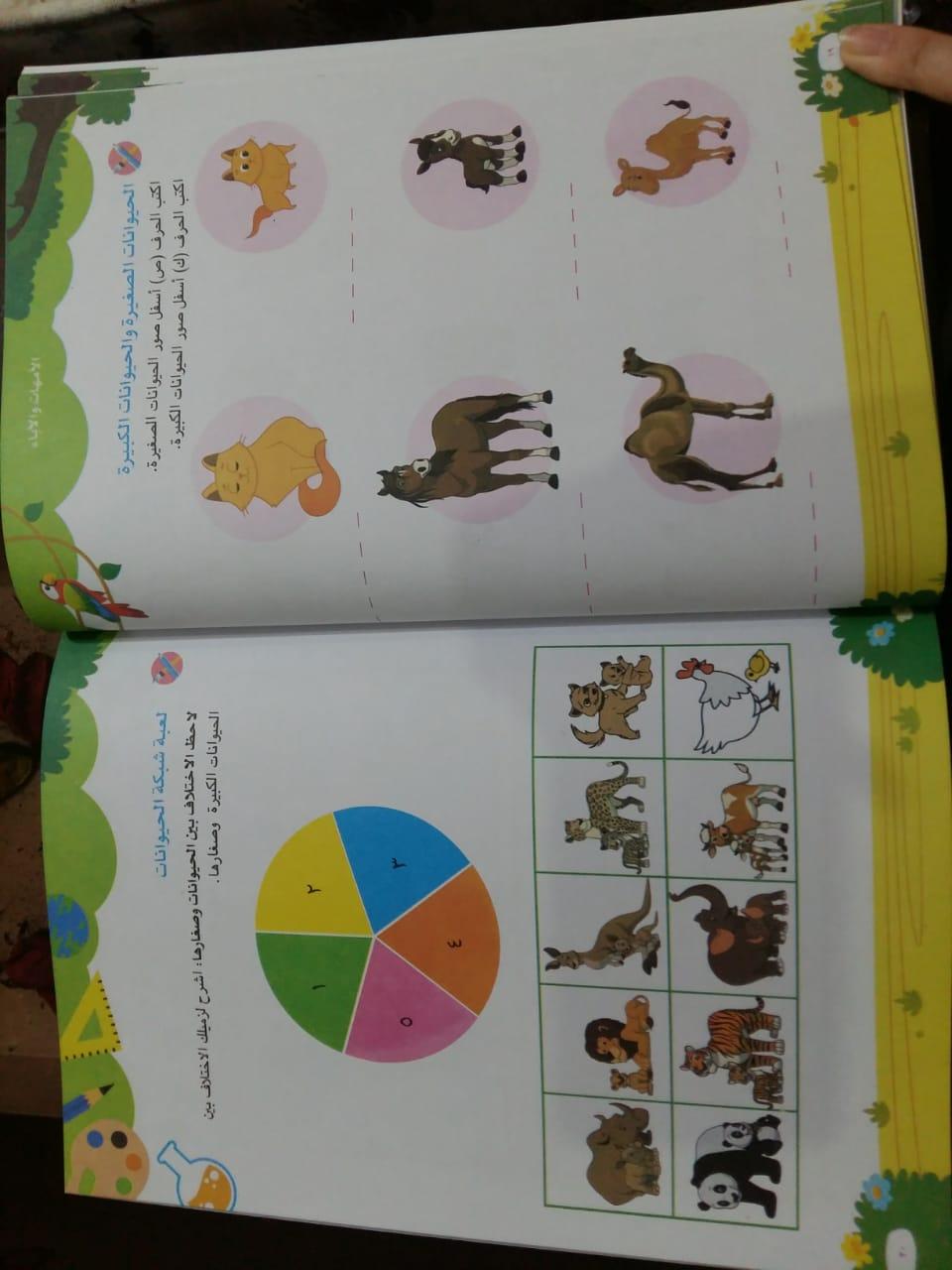 منهج رياض الأطفال الجديد (58)