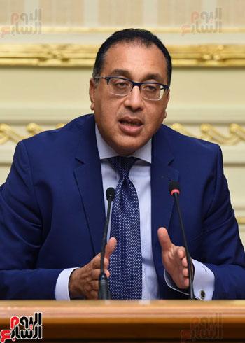 الدكتور مصطفى مدبولى رئيس الوزراء (6)