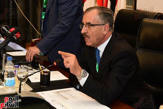 الندوة البرلمانية العربية للاتحاد البرلماني العربي المنعقدة بمجلس النواب (23)