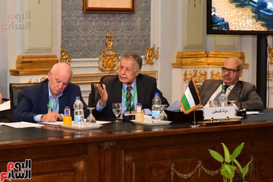 الندوة البرلمانية العربية للاتحاد البرلماني العربي المنعقدة بمجلس النواب (5)