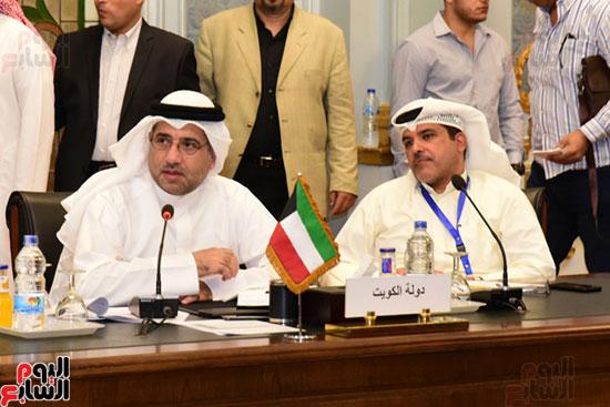 الندوة البرلمانية العربية للاتحاد البرلماني العربي المنعقدة بمجلس النواب (28)