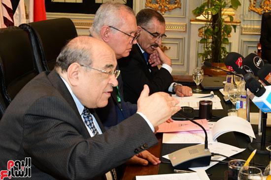 الندوة البرلمانية العربية للاتحاد البرلماني العربي المنعقدة بمجلس النواب (4)