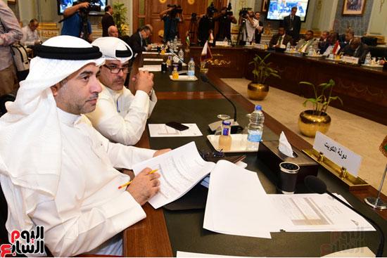 الندوة البرلمانية العربية للاتحاد البرلماني العربي المنعقدة بمجلس النواب (21)