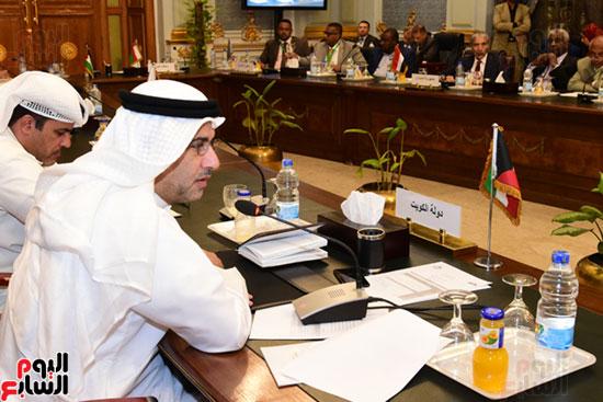 الندوة البرلمانية العربية للاتحاد البرلماني العربي المنعقدة بمجلس النواب (29)