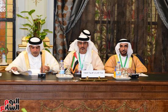 الندوة البرلمانية العربية للاتحاد البرلماني العربي المنعقدة بمجلس النواب (9)