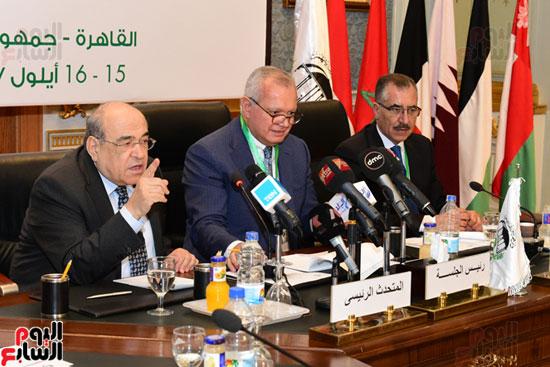 الندوة البرلمانية العربية للاتحاد البرلماني العربي المنعقدة بمجلس النواب (27)