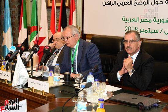 الندوة البرلمانية العربية للاتحاد البرلماني العربي المنعقدة بمجلس النواب (30)