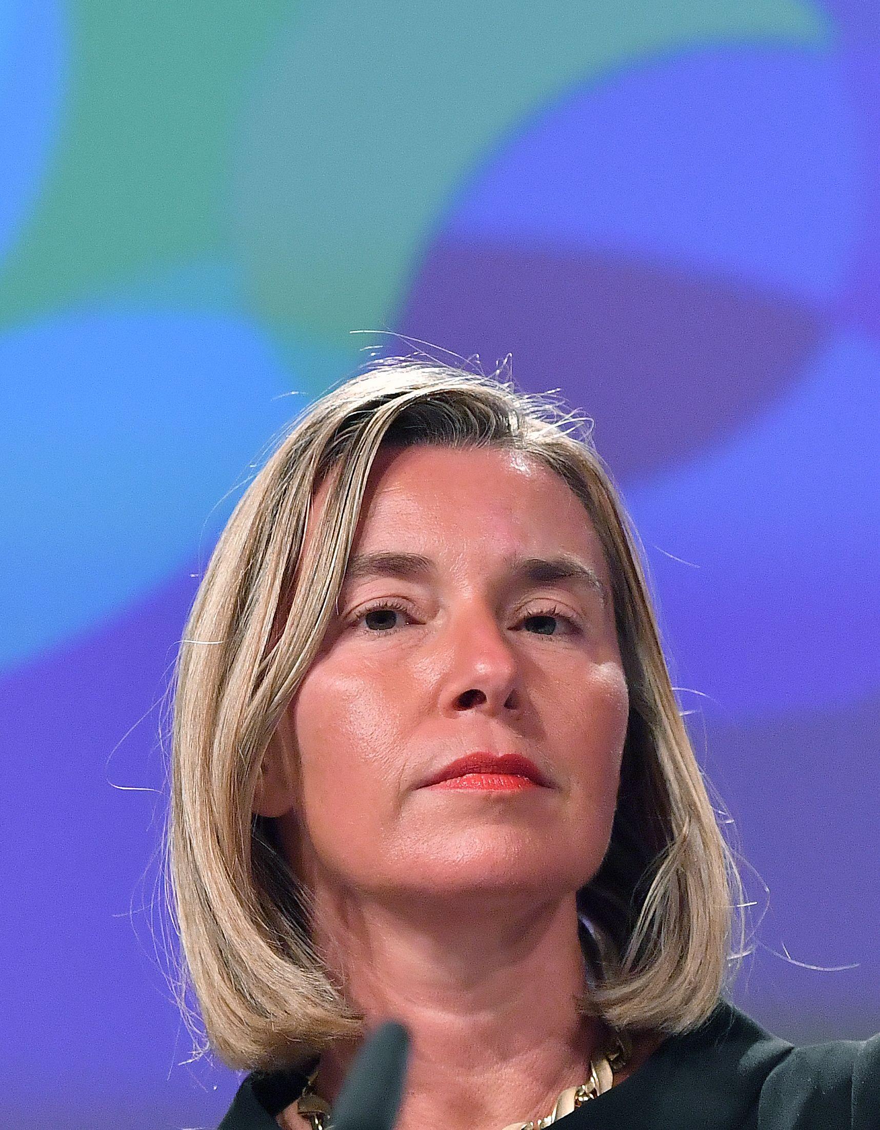 فيديريكا موجيريني