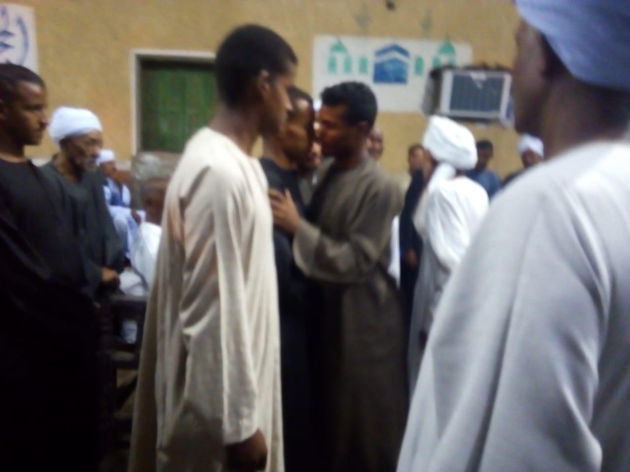 مدينة الزينية تشهد جلسة مصالحة بين عائلتين شمالي المحافظة