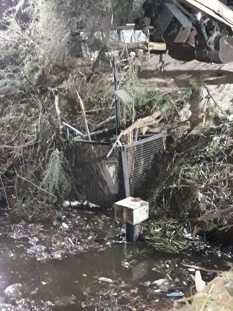 شركة مياه الشرب بالأقصر تشارك فى عمليات التطهير