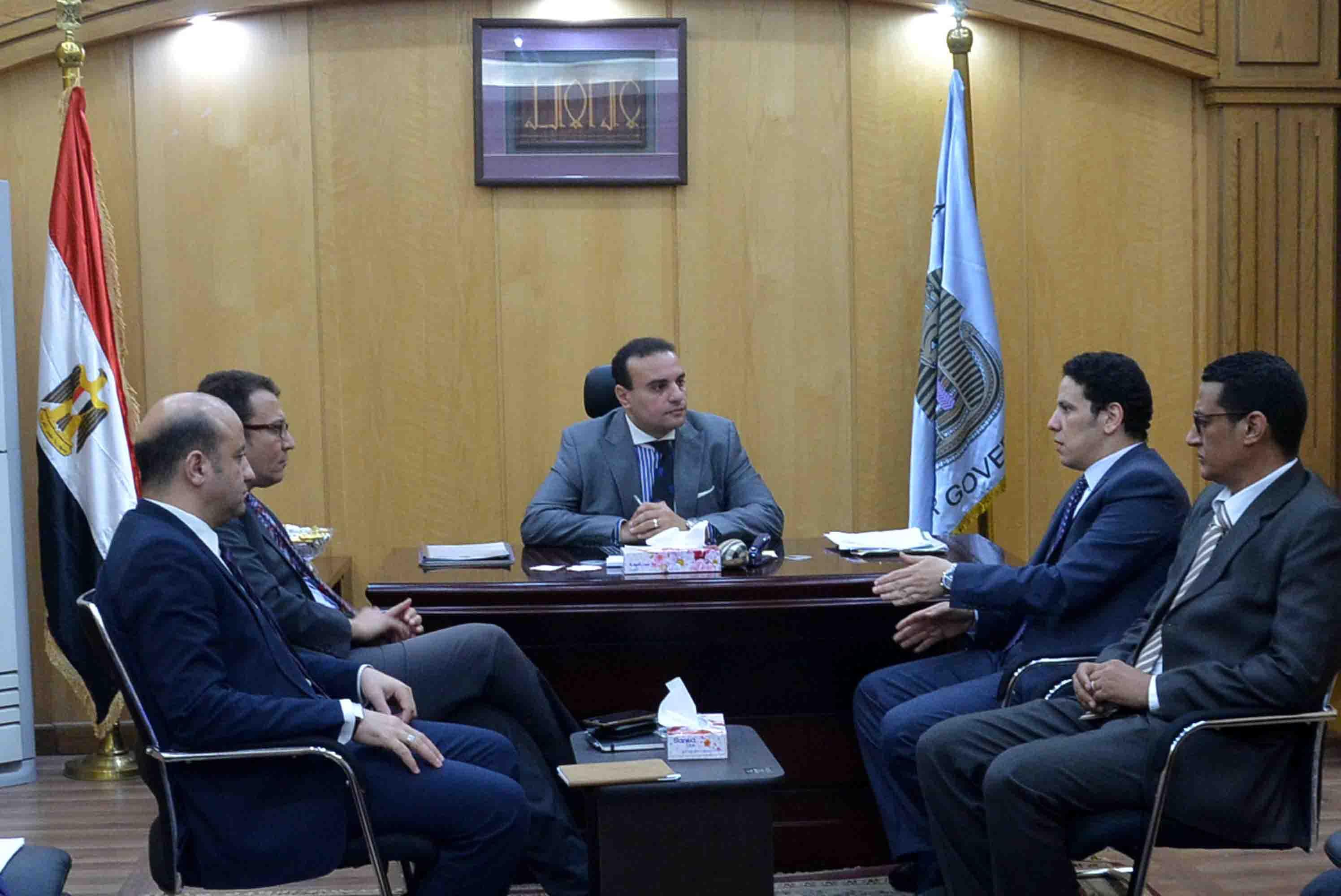 cd95c2a70 أخر كلام | مساعد وزير الاتصالات يلتقى نائب محافظ الأقصر لبحث ميكنة الإدارات
