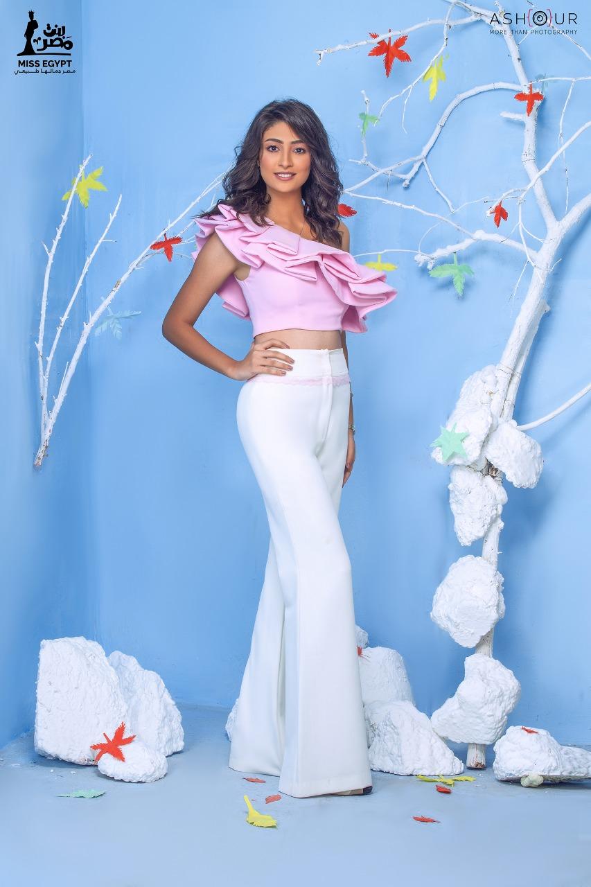 أول جلسة تصوير لمتسابقات Miss egypt (2)