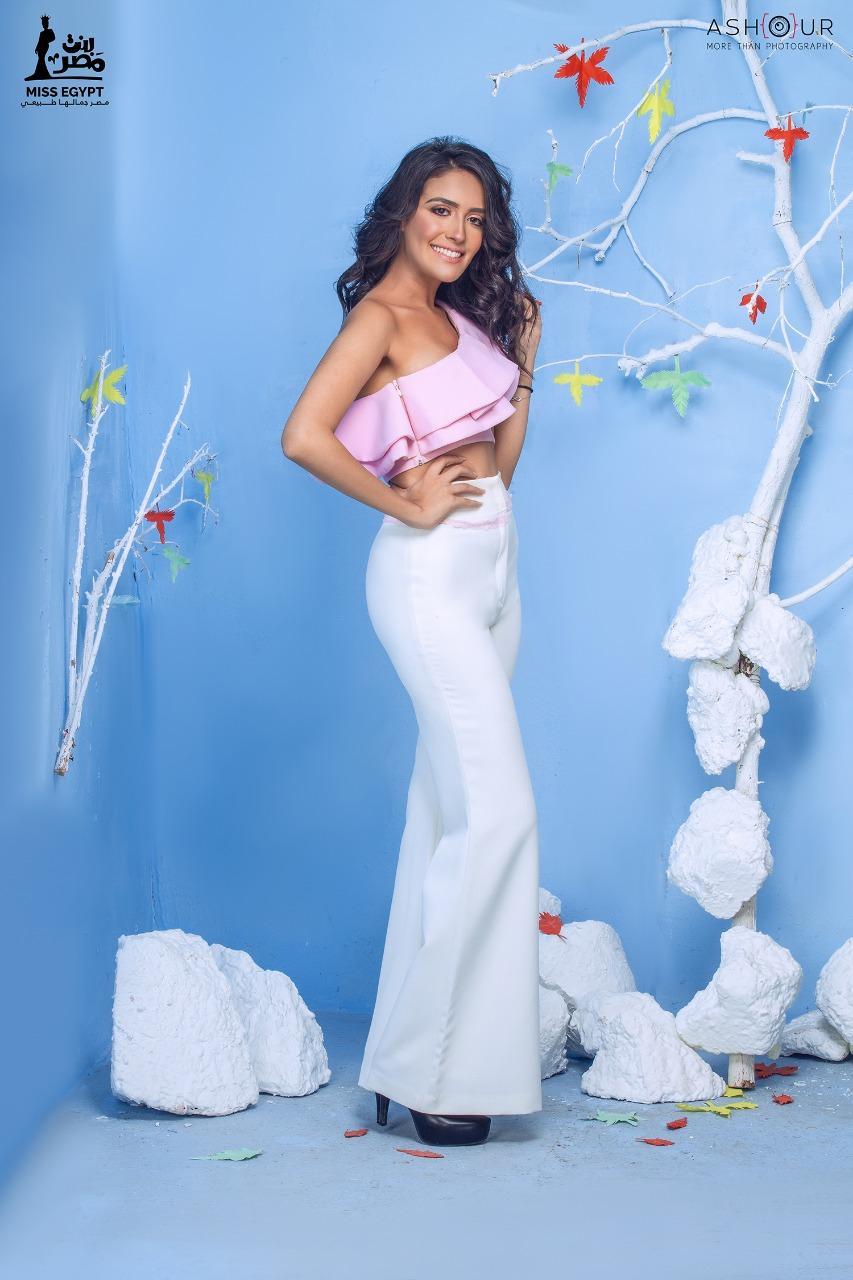 أول جلسة تصوير لمتسابقات Miss egypt (5)