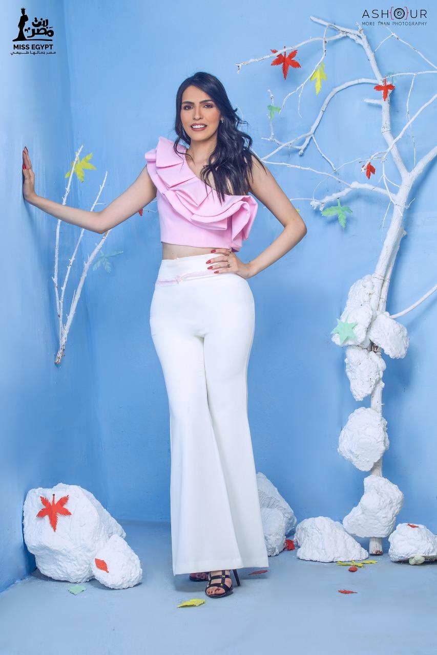 أول جلسة تصوير لمتسابقات Miss egypt (16)