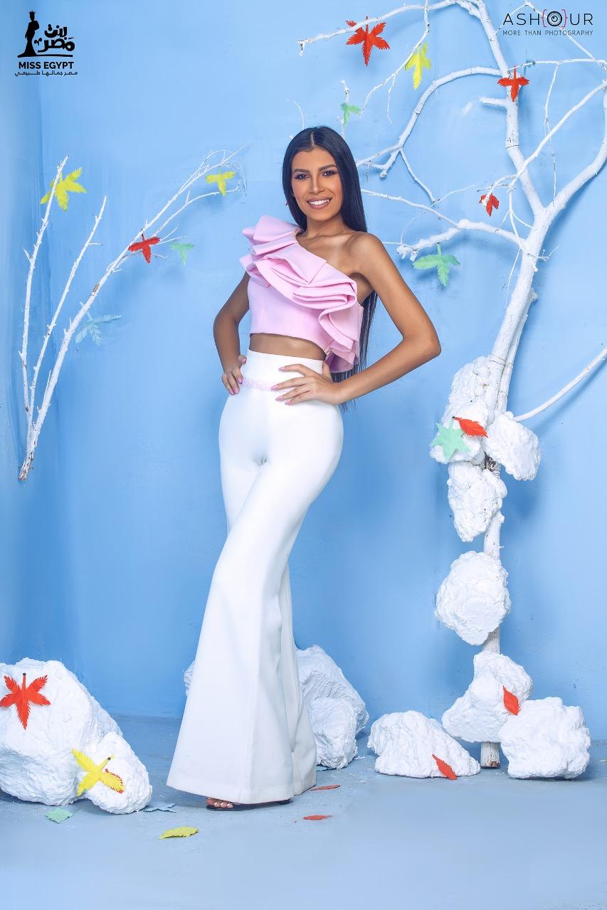أول جلسة تصوير لمتسابقات Miss egypt (20)