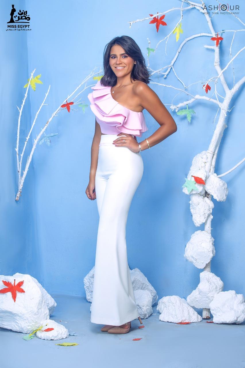 أول جلسة تصوير لمتسابقات Miss egypt (7)
