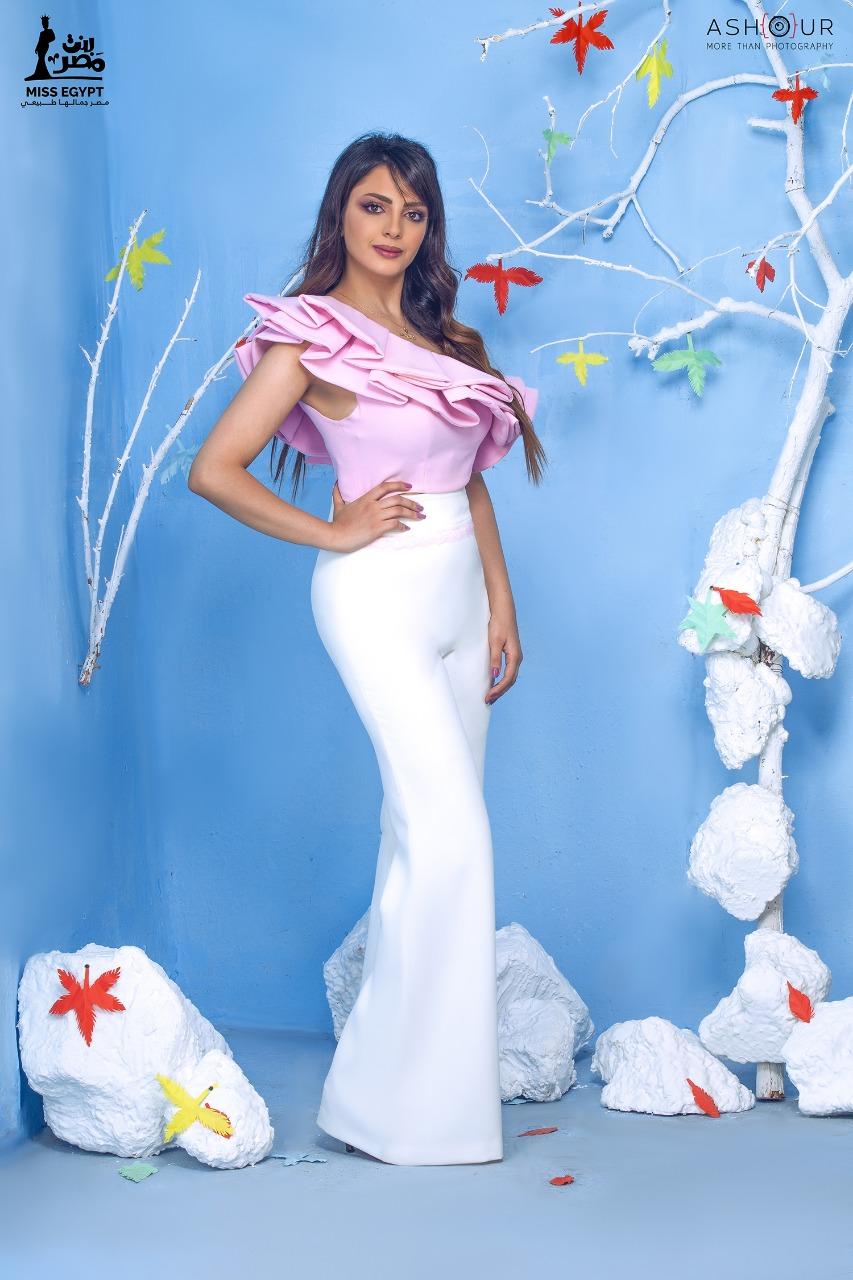 أول جلسة تصوير لمتسابقات Miss egypt (6)