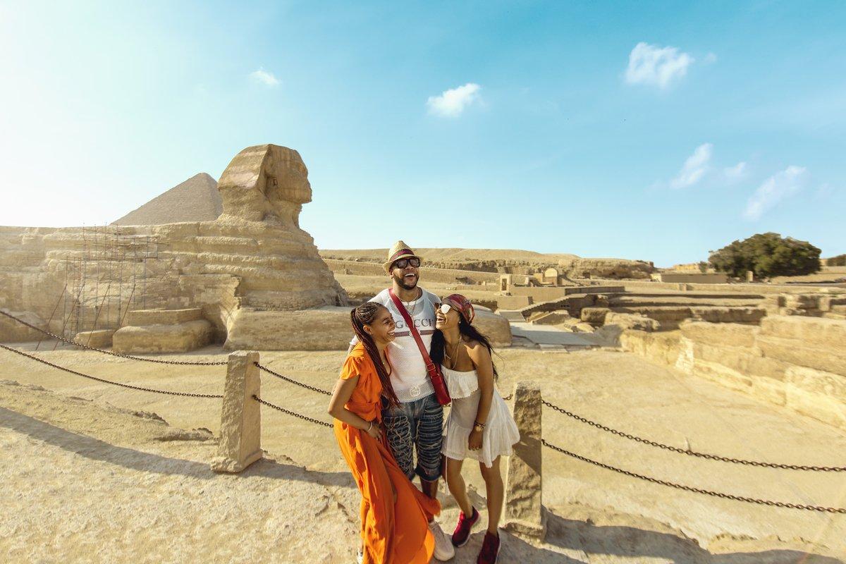 فلو ريدا يزور مصر