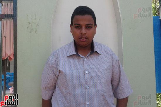 الطالب أحمد
