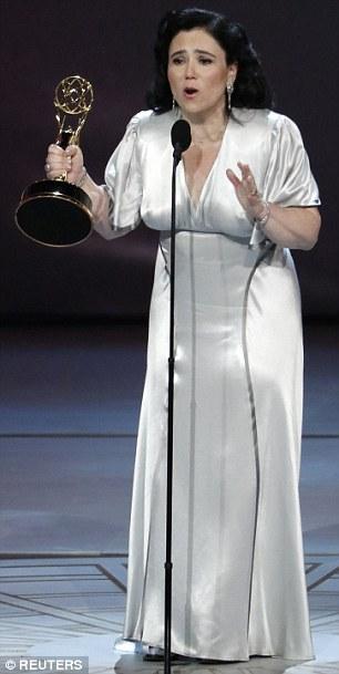 أليكس بورستين  في جوائز الايمي