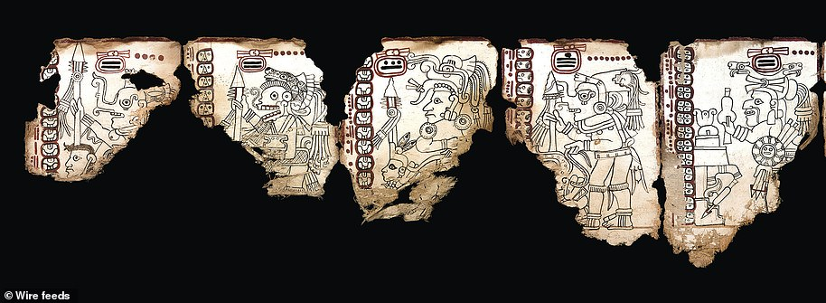 دستور حضارة المايا  (4)
