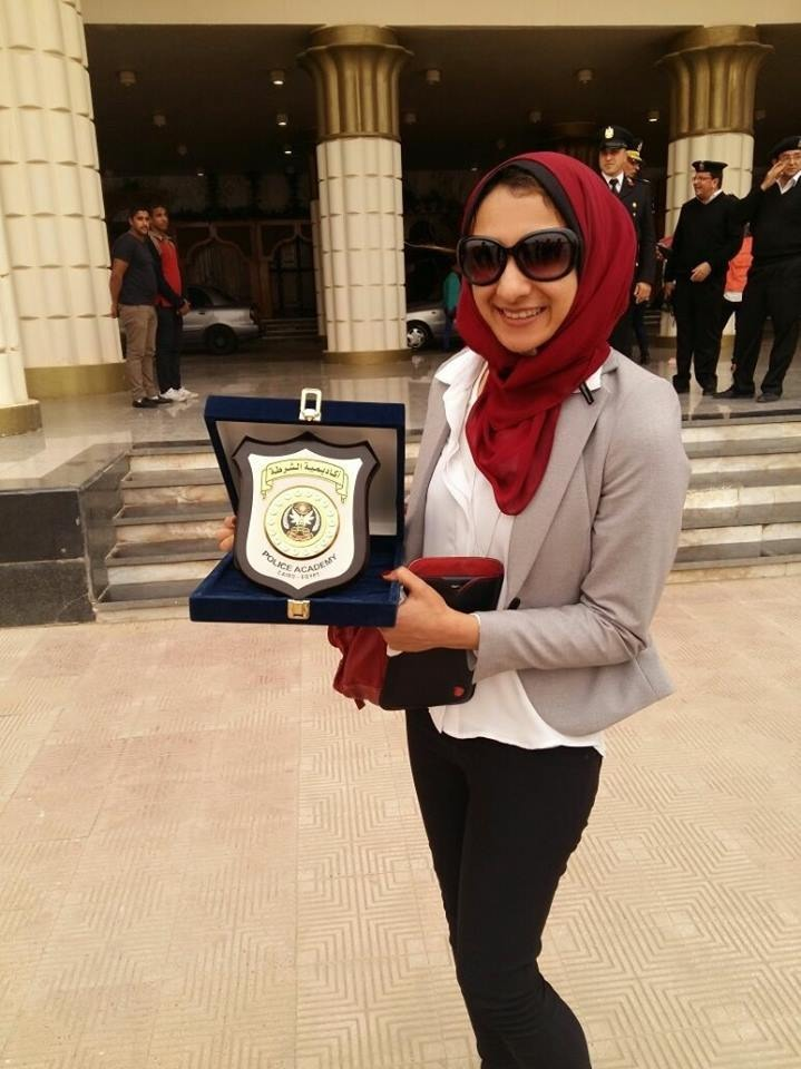 حنان مجدي نور الدين نائب محافظ الوادى الجديد  (5)