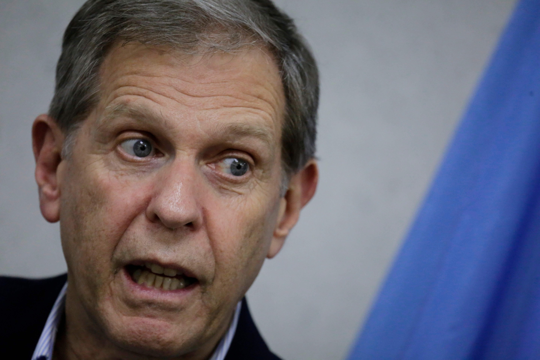 جييرمو فرنانديز رئيس بعثة الأمم المتحدة لحقوق الإنسان نيكاراجوا