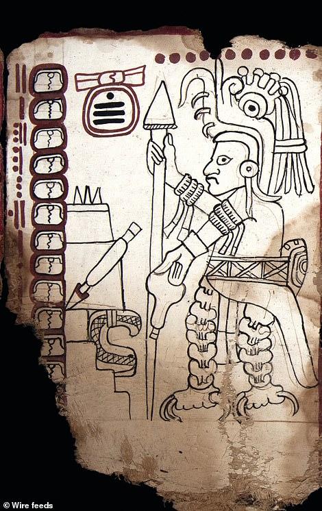 دستور حضارة المايا  (3)