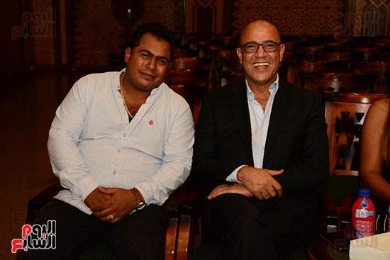 صور عقد قران حامد الشراب نجم مسرح مصر (4)