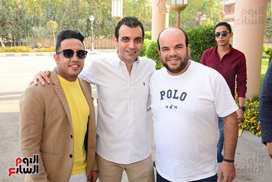 صور عقد قران حامد الشراب نجم مسرح مصر (11)