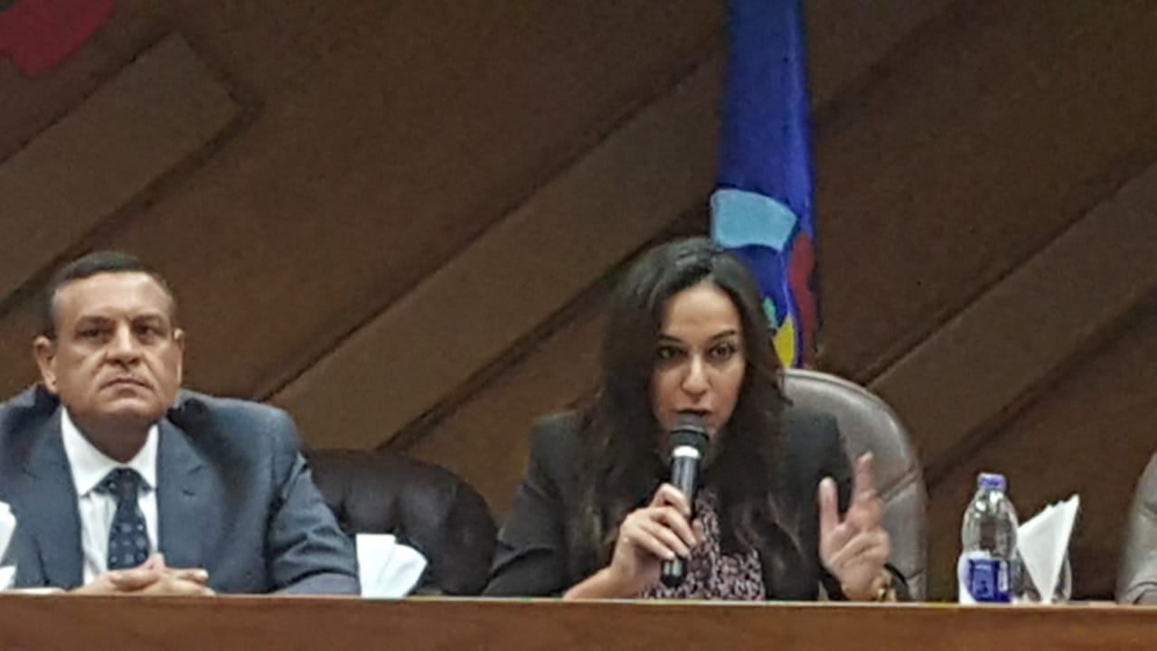 الدكتورة نهال بلبع نائب محافظ البحيرة  (3)