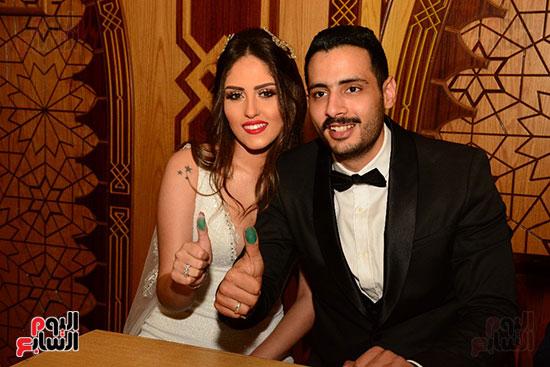 صور عقد قران حامد الشراب نجم مسرح مصر (32)