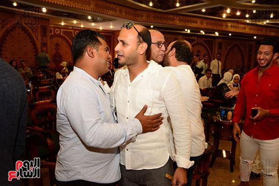 صور عقد قران حامد الشراب نجم مسرح مصر (12)
