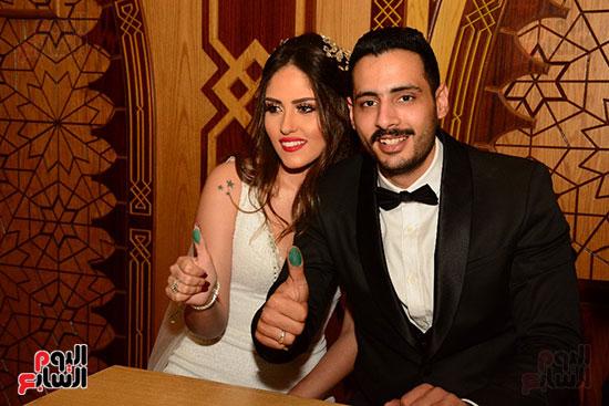 صور عقد قران حامد الشراب نجم مسرح مصر (31)