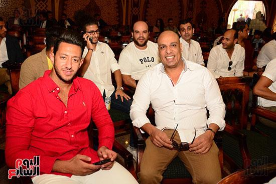 صور عقد قران حامد الشراب نجم مسرح مصر (16)