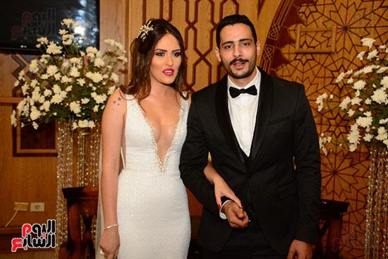 صور عقد قران حامد الشراب نجم مسرح مصر (25)