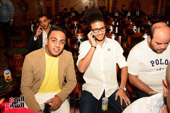 صور عقد قران حامد الشراب نجم مسرح مصر (15)