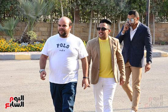 صور عقد قران حامد الشراب نجم مسرح مصر (6)
