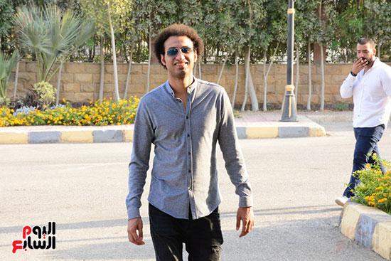 صور عقد قران حامد الشراب نجم مسرح مصر (20)