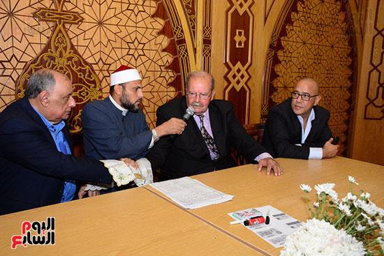 صور عقد قران حامد الشراب نجم مسرح مصر (40)