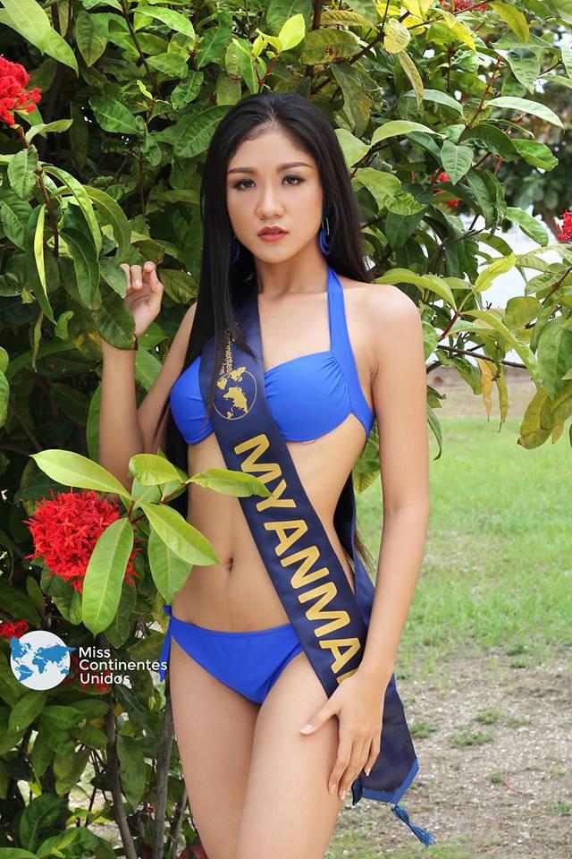 متسابقة ملكة جمال القارات (13)