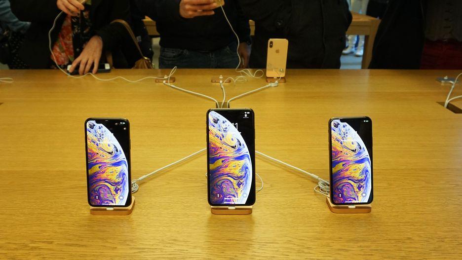 هواتف ابل الجديدة