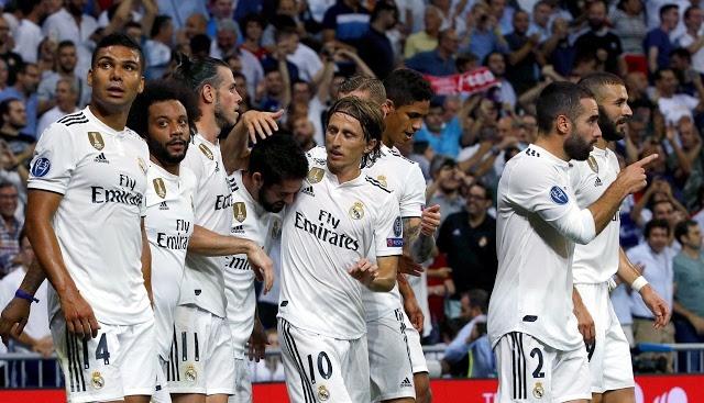 ريال مدريد يبحث عن استعادة الانتصارات فى الليجا