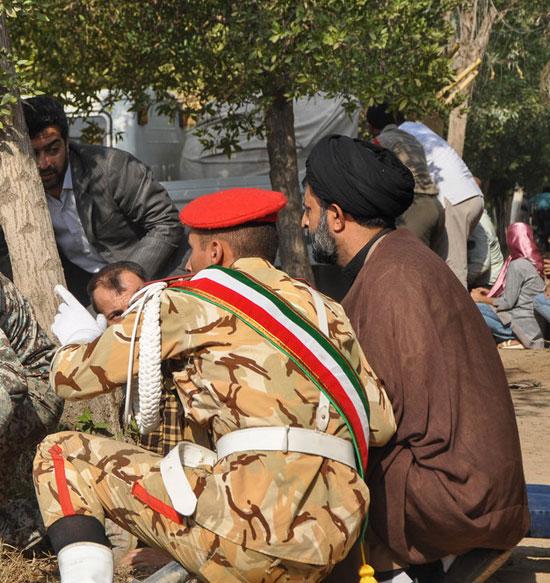 عسكريين-ايرانيين