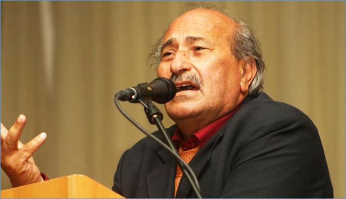 الشاعر التونسى منصف المزغنى