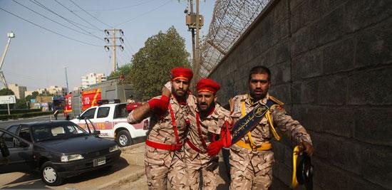خلال-الهجوم-عسكريين-ايرانيين