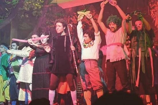 فريق مسرح آداب جامعة طنطا (6)