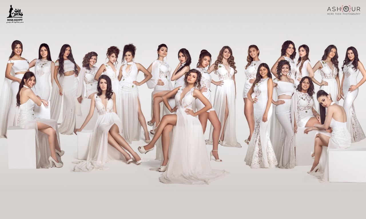 متسابقات ملكة جمال مصر (12)